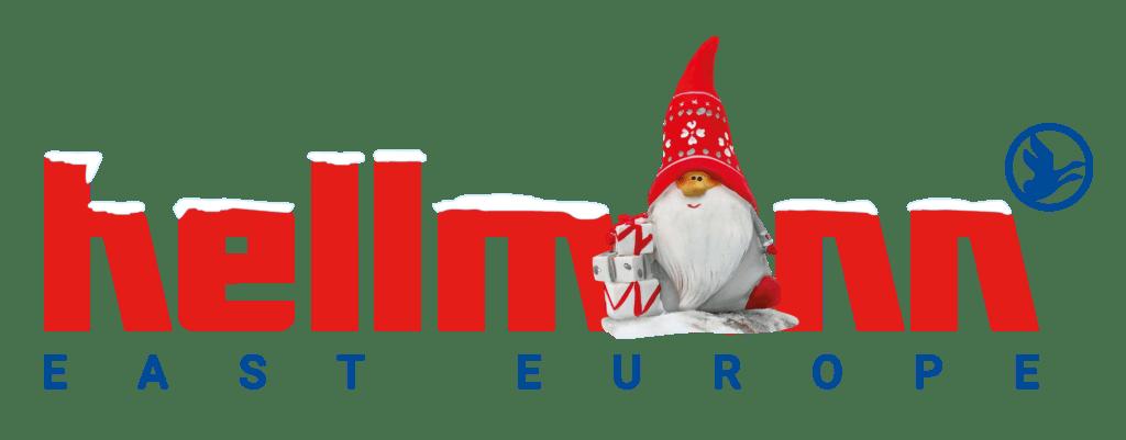 Hellmann East Europe Logo Schöne Feiertage