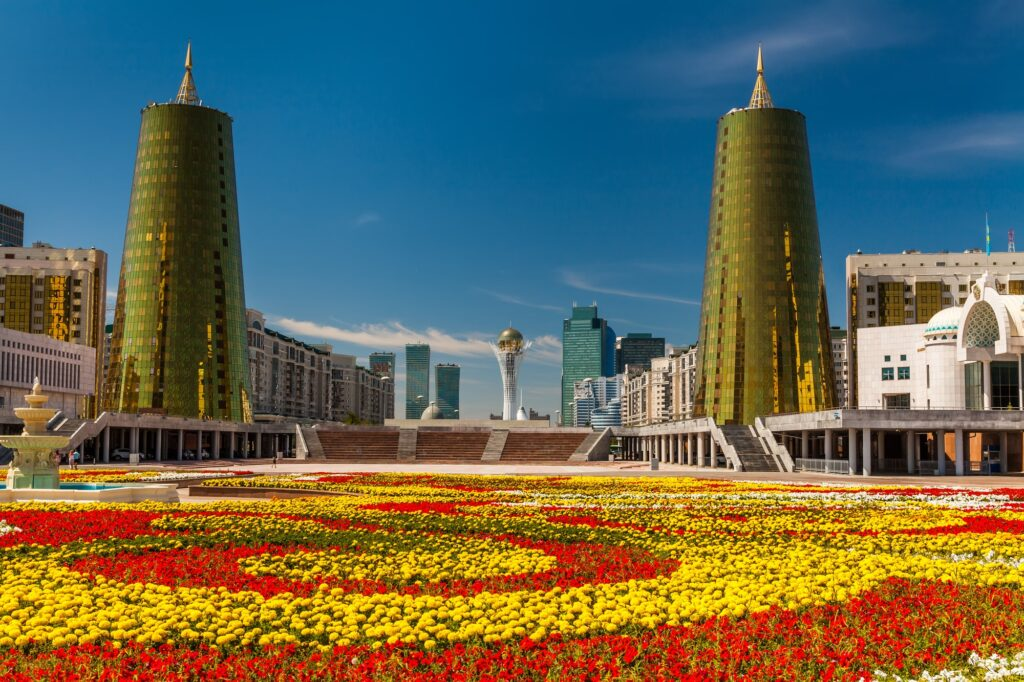 Kazakhstan, Astana City, Parlament
