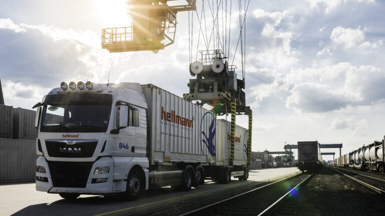 Hellmann East Europe Landverkehr multimodal