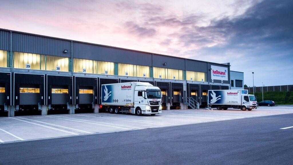 Frachtarten Logistik
